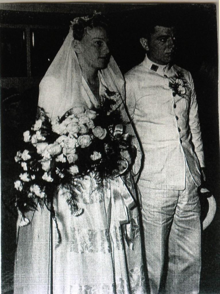 Het Huwelijkspaar Mahu