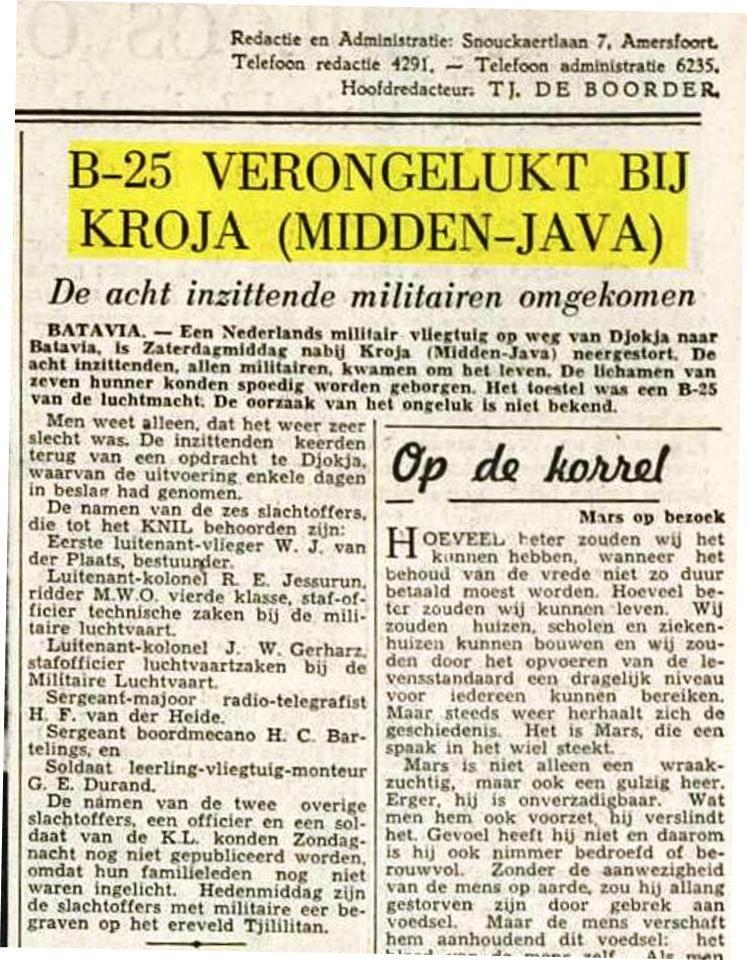 B-25 Kroja