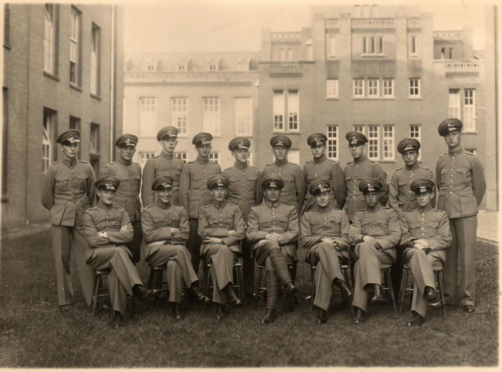 Halberstadt-Robert-Christiaan_opleiding-1939-in-Nijmegen