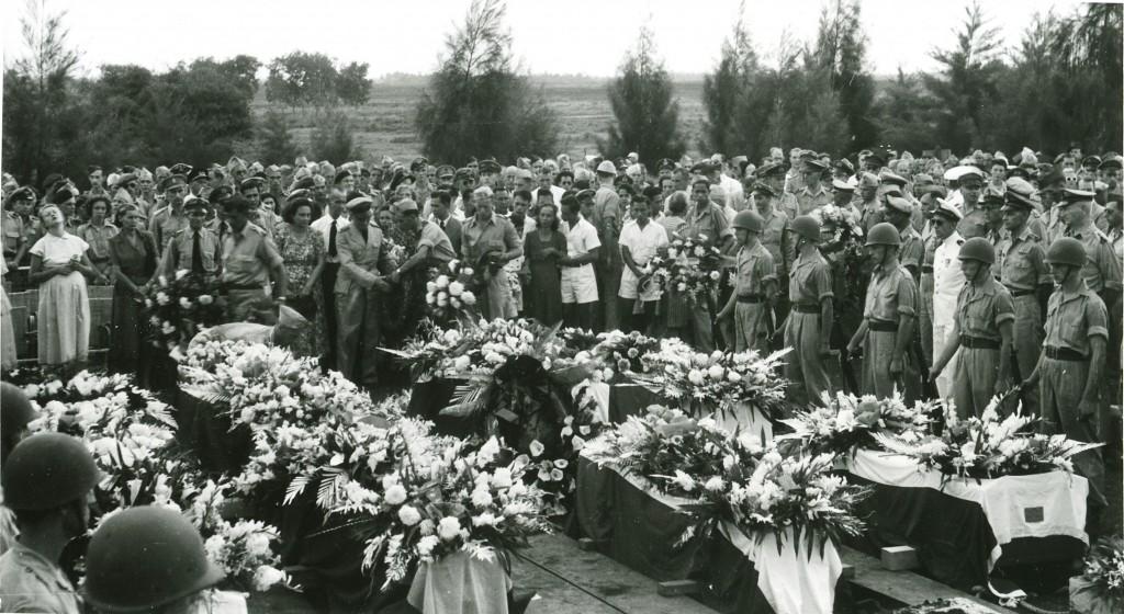 Kroya begrafenis 4