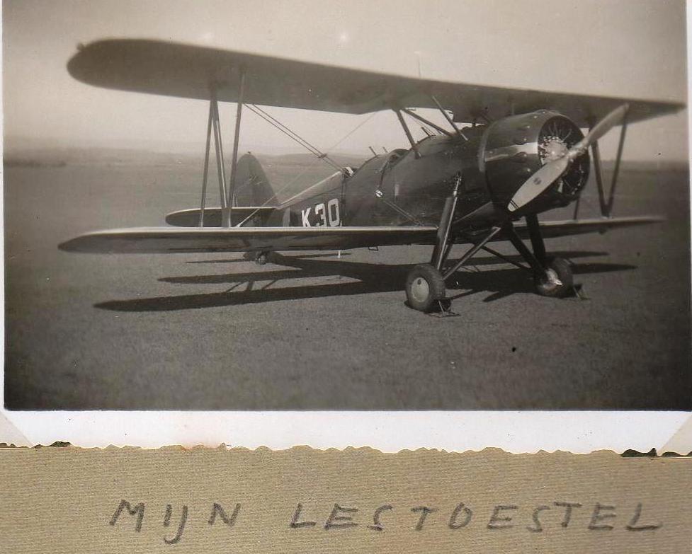 lesvliegtuig en de nieuwe Lockheed 1