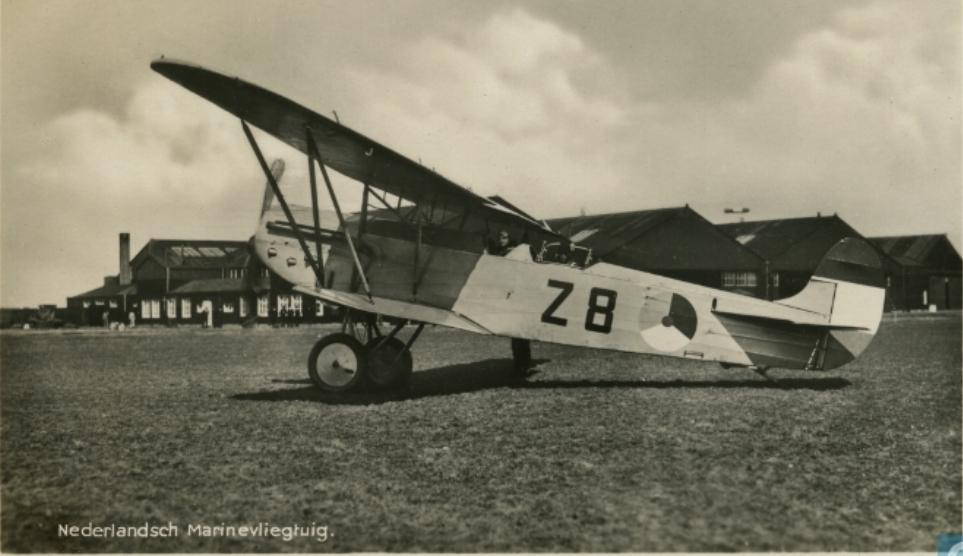 Fokker C-V b