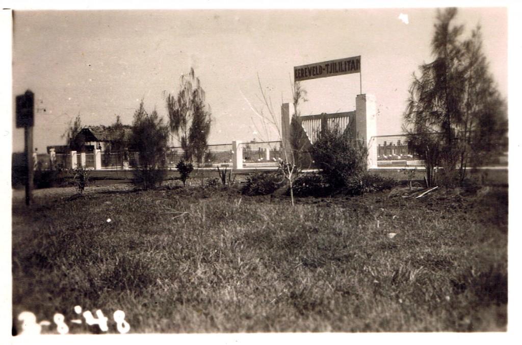 Ereveld Tjililitan