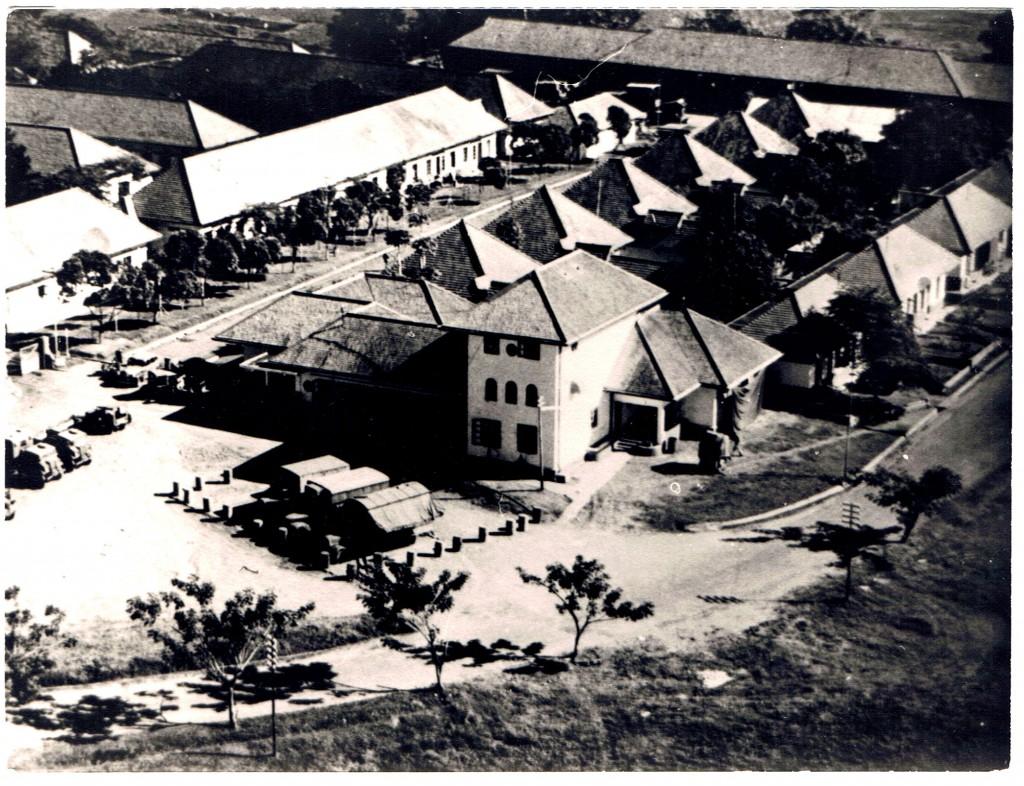 Kampement Tjililitan 1948