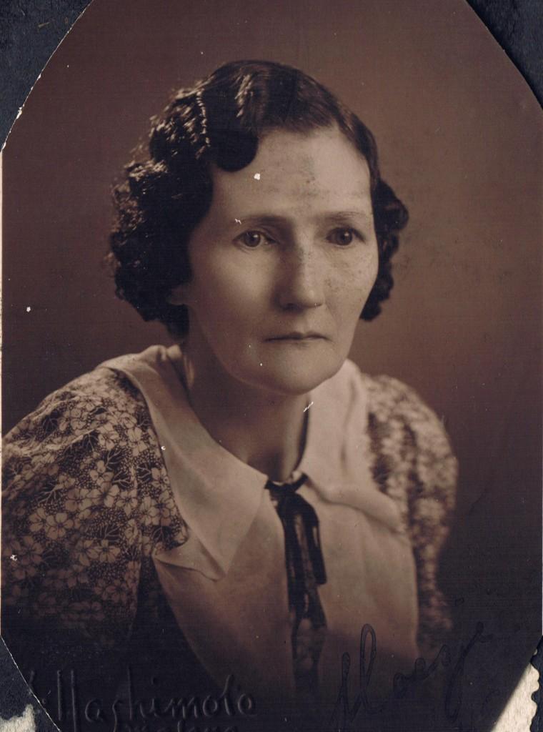 Oma Sophie Tielman-Buschman