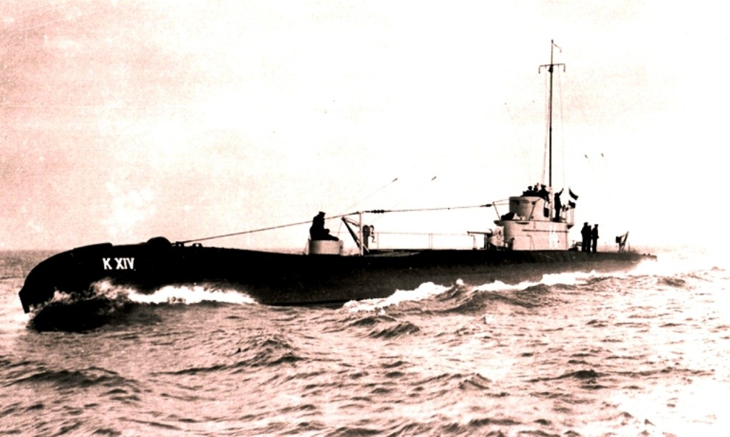 Onderzeeboot_KXIV