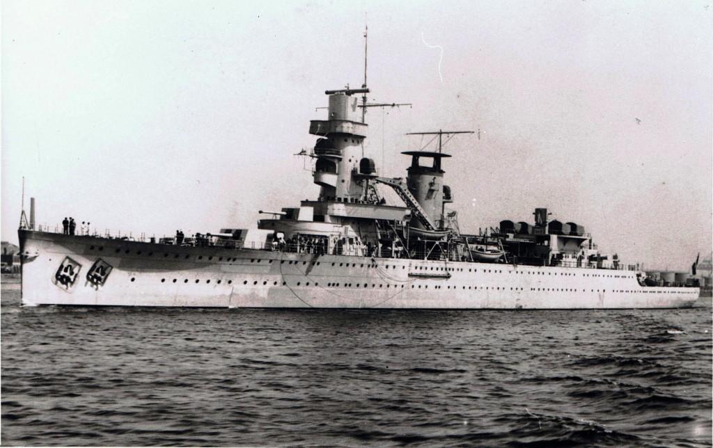 Vlaggenschip De Ruyter