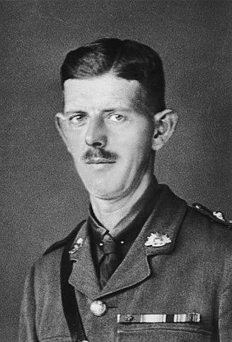 Brigadier Arthur Seaforth Blackburn
