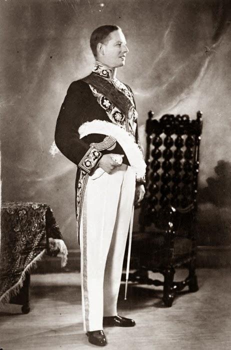 Gouverneur Generaal Tjarda van Starkenborgh Stachouwer