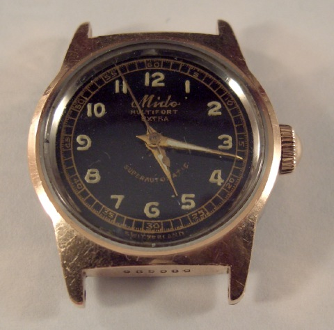 Mido Horloge gelijk van Kees Leeuwenburgh