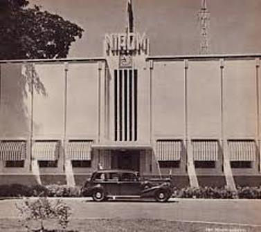 Nirom gebouw Batavia