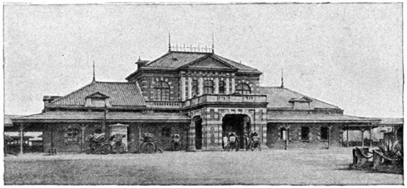 Station Taihoku Taiwan