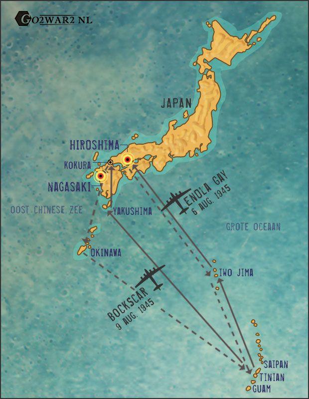 vluchtplan naar Kokura