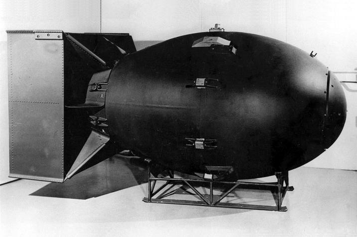 """Fatman"" plutoniumbom"
