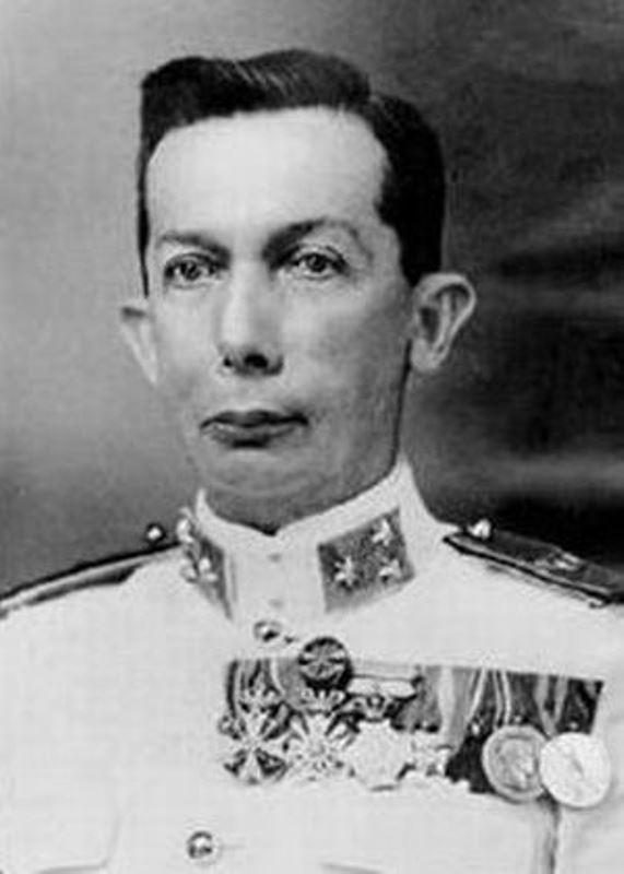 Kolonel G.F.V. Gosenson