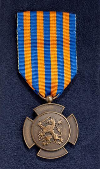 Dapperheids onderscheiding Bronzen Leeuw