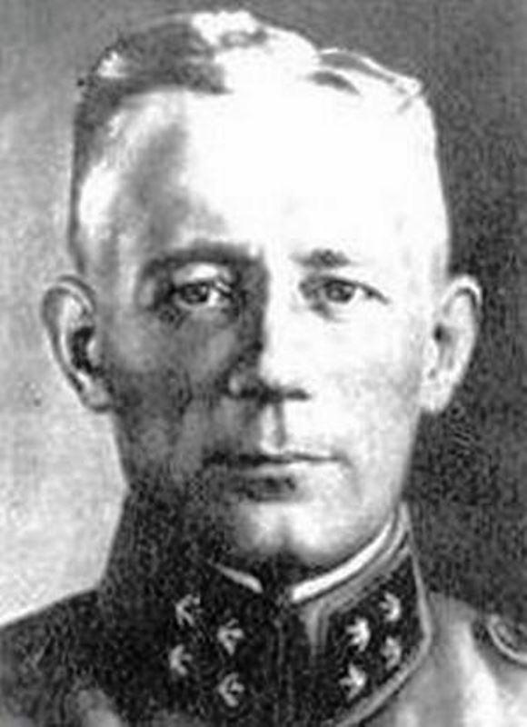 Generaal-Majoor R.T. Overakker