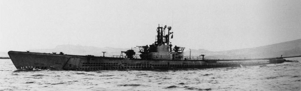 Submarine USS Grouper