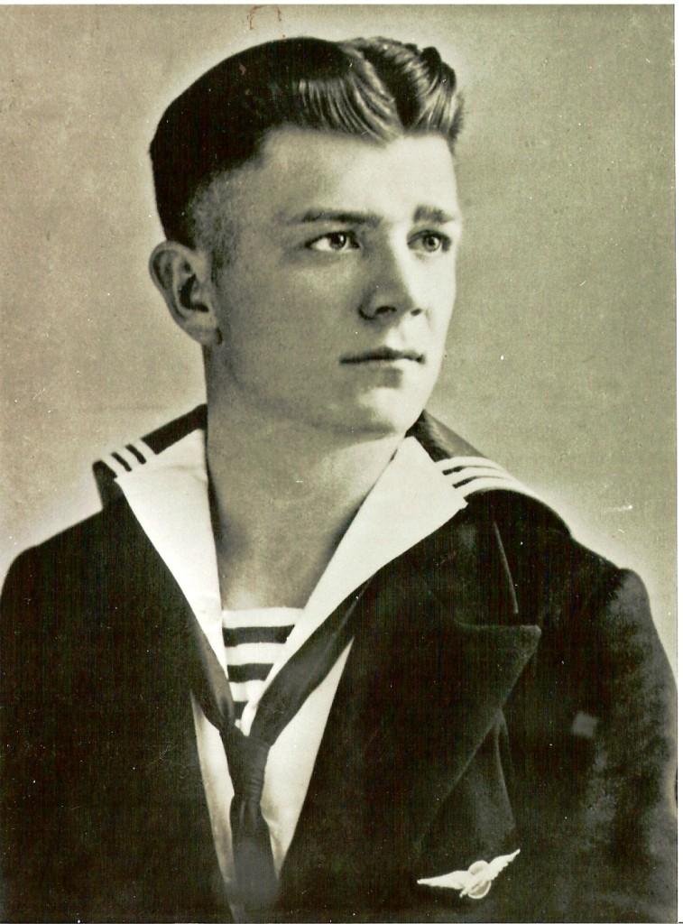 Sergeant Marine-vlieger Piet Mahu