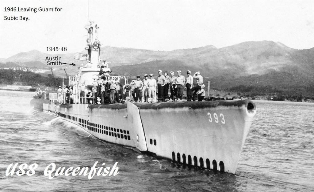 USS Queenfish SS- 393