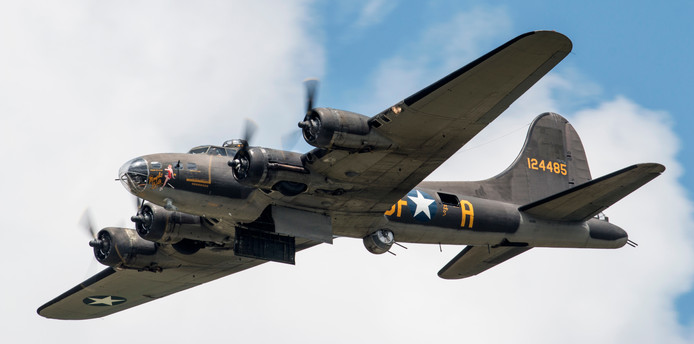 Amerikaanse B-29 Superfortress