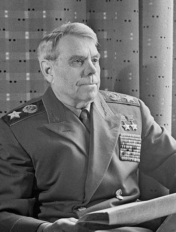 Marshal Aleksandr Vasilevski