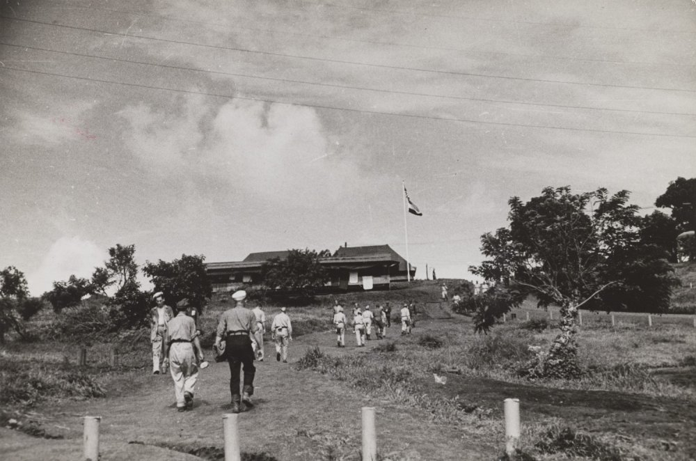 Ons tweede kamp Manila